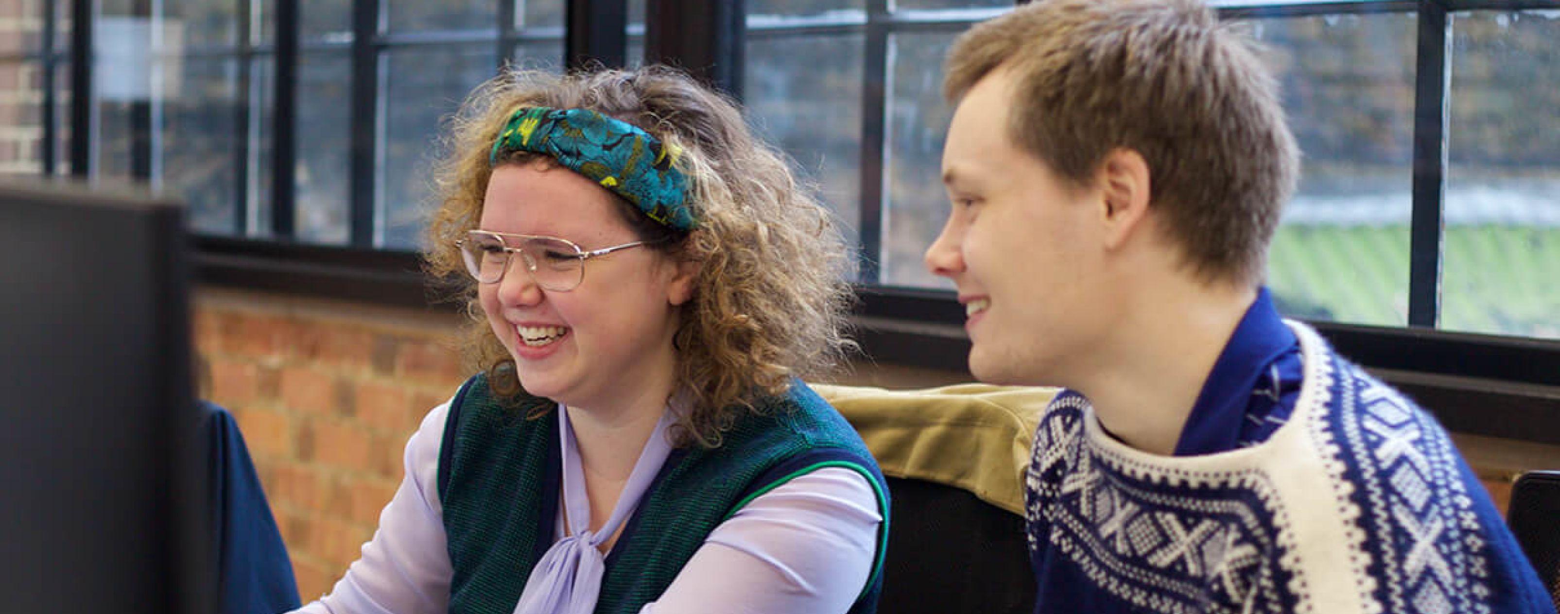 Henrik and Eloise